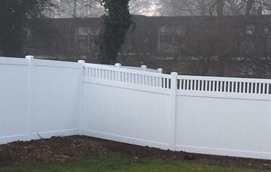 custom fence builder