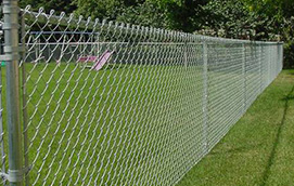 clarksville chain link fence
