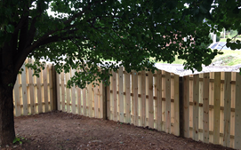 fence contractor clarksville